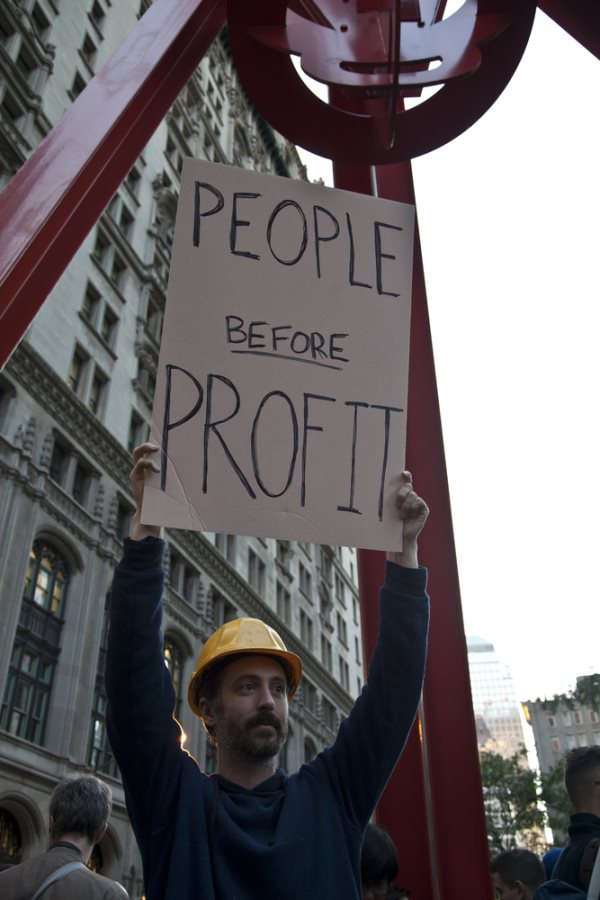 "Trademarking ""Occupy Wall Street"""
